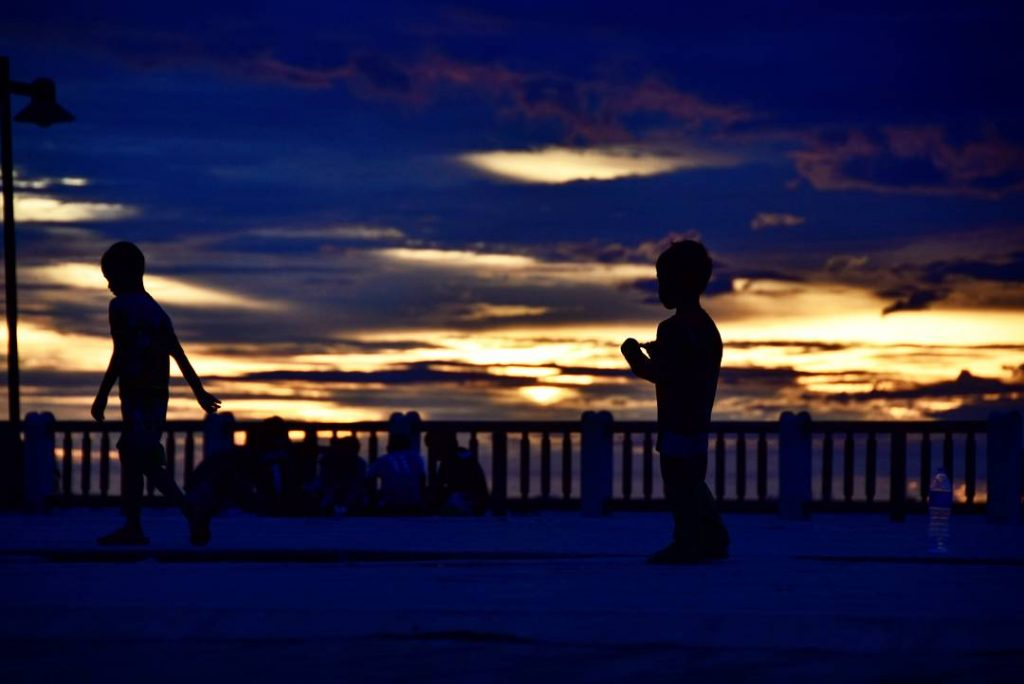 Naklua Pattaya Sunset